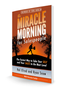 miracle morning for salespeople