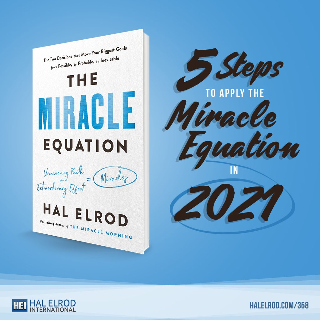 5 steps miracle equation